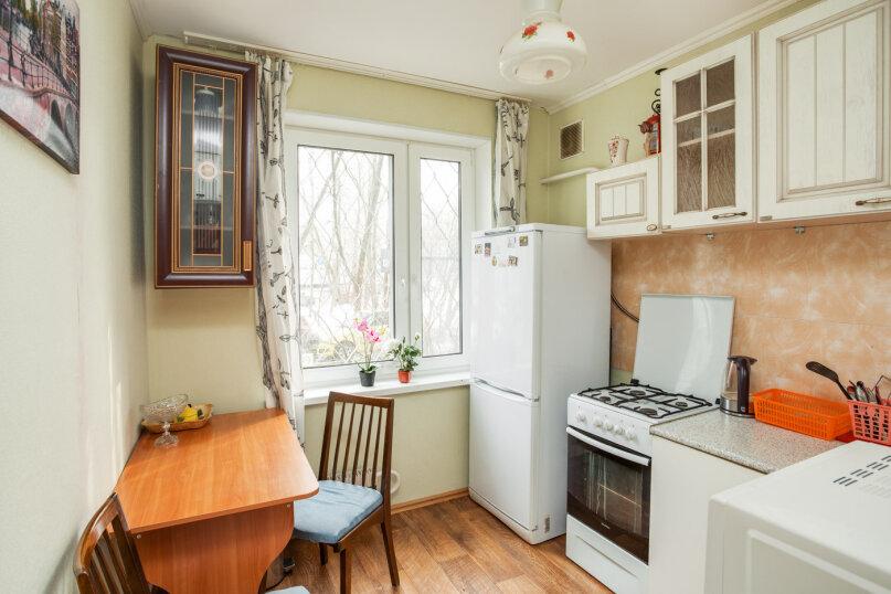 1-комн. квартира, 34 кв.м. на 4 человека, улица Цандера, 7, Москва - Фотография 6