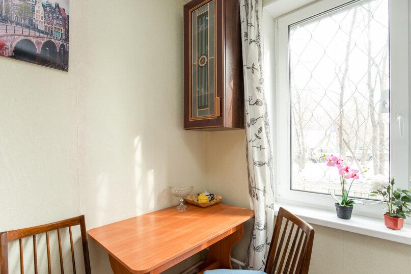 1-комн. квартира, 34 кв.м. на 4 человека, улица Цандера, 7, Москва - Фотография 9