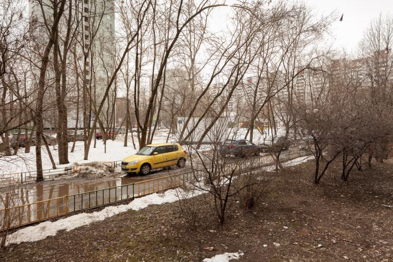 1-комн. квартира, 34 кв.м. на 4 человека, улица Цандера, 7, Москва - Фотография 15