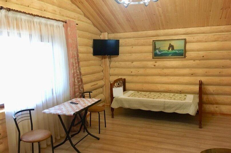 Двухкомнатный домик с удобствами, улица Инициативных, 3, Судак - Фотография 4