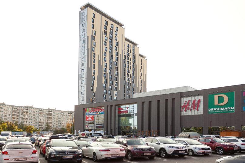 1-комн. квартира, 34 кв.м. на 3 человека, Шараповский проезд, вл2с3, Мытищи - Фотография 10