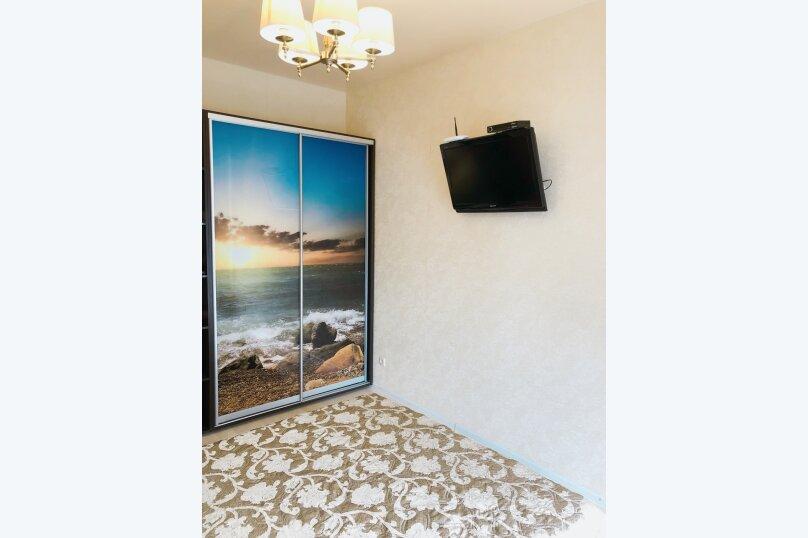 1-комн. квартира, 37 кв.м. на 4 человека, Черноморская набережная, 1В, Феодосия - Фотография 3
