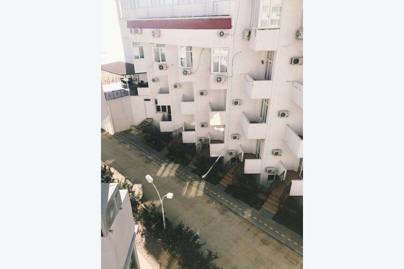 1-комн. квартира, 37 кв.м. на 4 человека, Черноморская набережная, 1В, Феодосия - Фотография 15