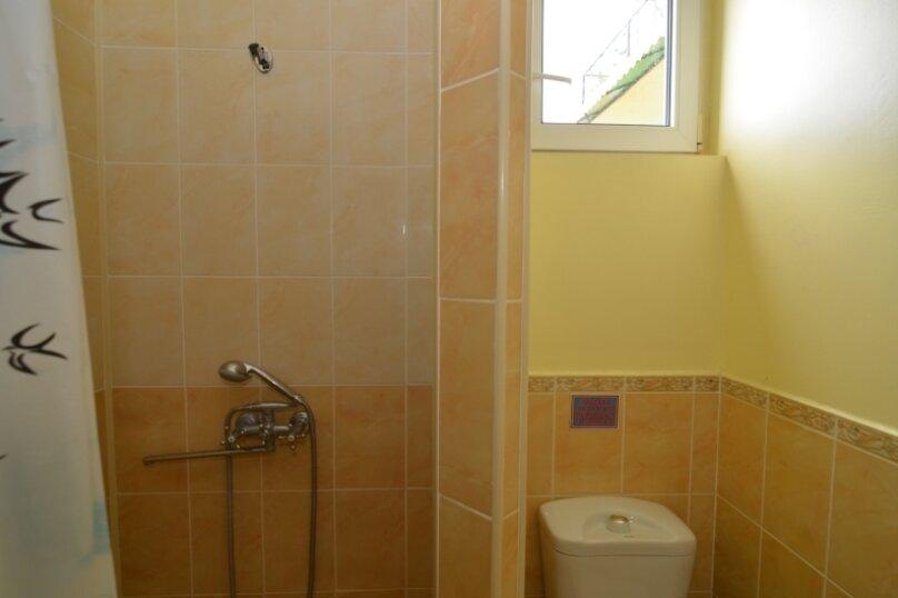 """1-комнатный номер """"Полукруг"""", улица Бедненко, 57, Рыбачье - Фотография 3"""