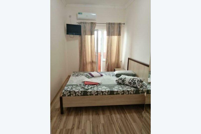 Двухместный номер с 1 кроватью, улица Джонуа, 49, Сухум - Фотография 4