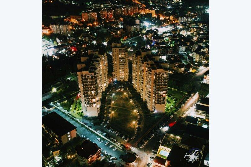 1-комн. квартира, 25 кв.м. на 4 человека, улица Тормахова, 2/2, Лазаревское - Фотография 12