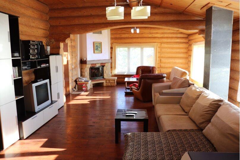 Дом, 230 кв.м. на 6 человек, 2 спальни, Пос. Терву Прибрежная, 1, Лахденпохья - Фотография 9