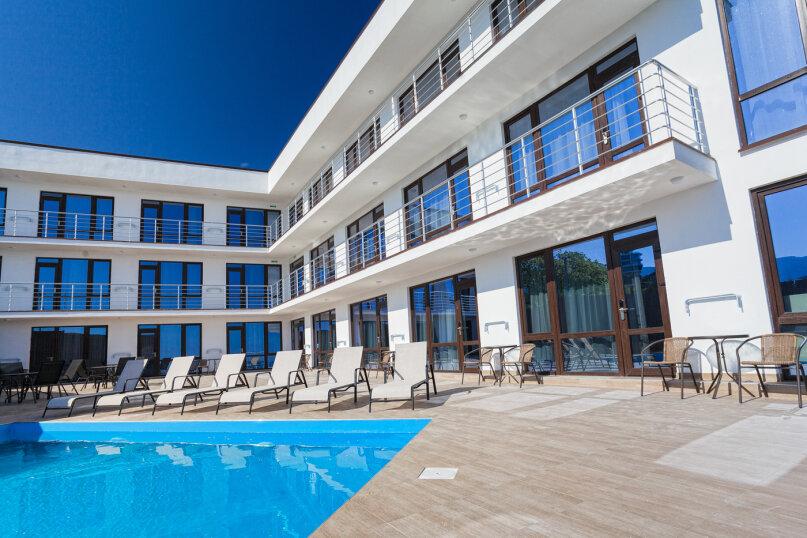 """Отель """"SunRay"""", улица Мориса Тореза, 8.б на 27 номеров - Фотография 8"""
