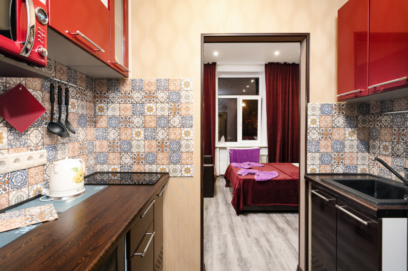 1-комн. квартира, 22 кв.м. на 3 человека, Гостиничная улица, 4Ак8, Москва - Фотография 8