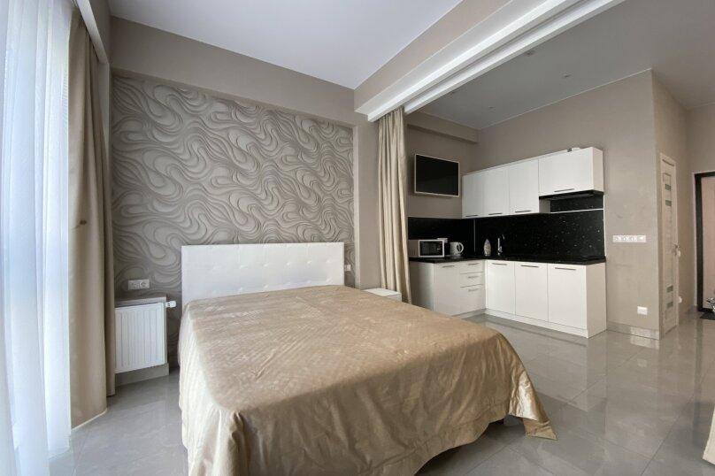 1-комн. квартира, 40 кв.м. на 4 человека, Крымская улица, 89, Сочи - Фотография 4