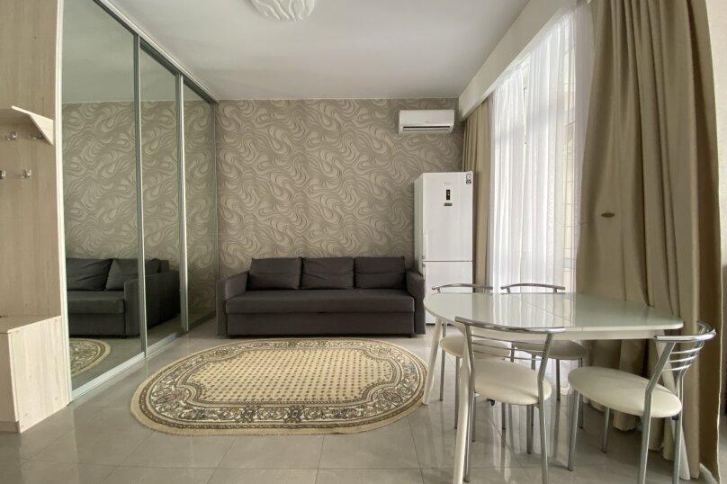 1-комн. квартира, 40 кв.м. на 4 человека, Крымская улица, 89, Сочи - Фотография 8