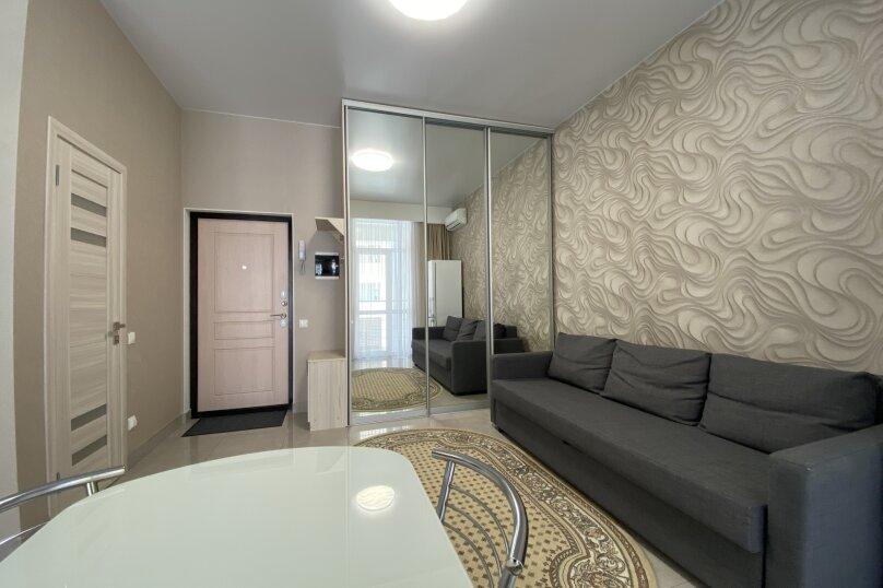 1-комн. квартира, 40 кв.м. на 4 человека, Крымская улица, 89, Сочи - Фотография 9