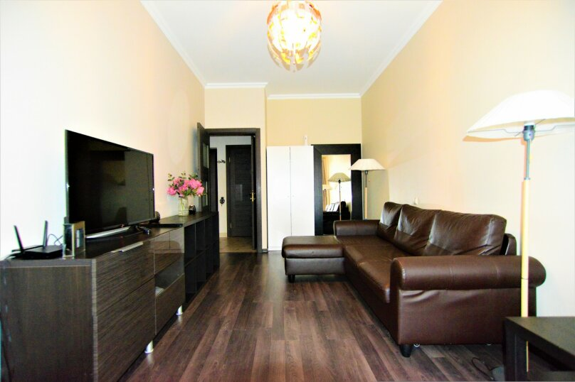 1-комн. квартира, 46 кв.м. на 3 человека, Лётная улица, 21, Мытищи - Фотография 1