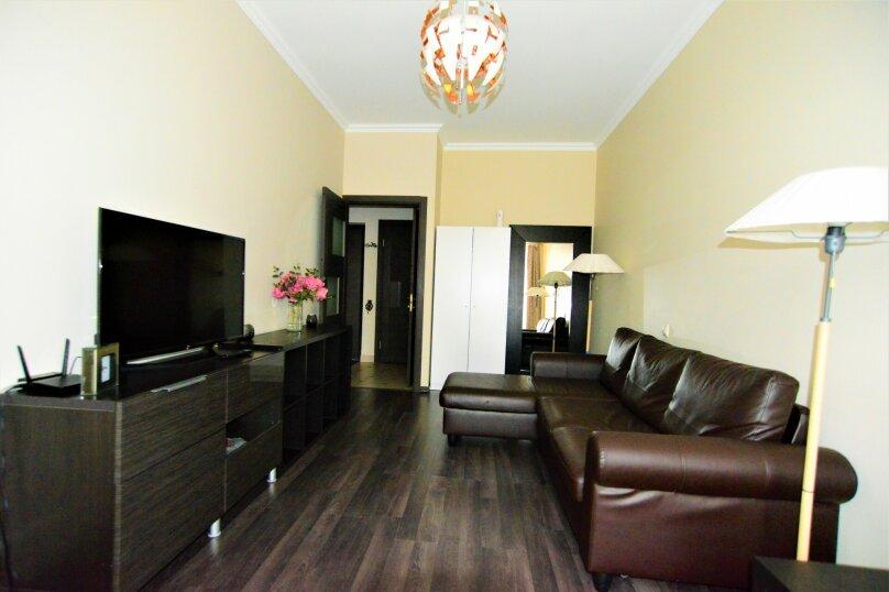 1-комн. квартира, 46 кв.м. на 3 человека, Лётная улица, 21, Мытищи - Фотография 2