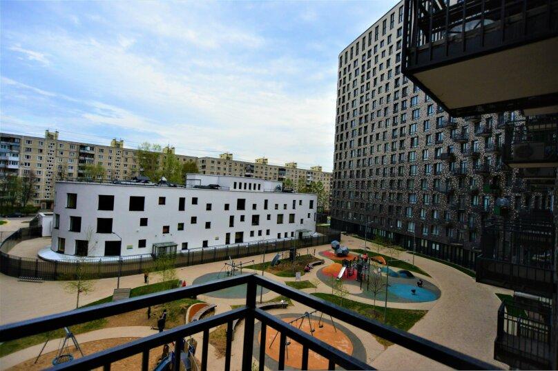 1-комн. квартира, 46 кв.м. на 3 человека, Лётная улица, 21, Мытищи - Фотография 16
