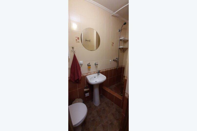 Домик с двориком на 2-3 человека, 15 кв.м. на 3 человека, 1 спальня, улица Васильченко, 7, Симеиз - Фотография 3