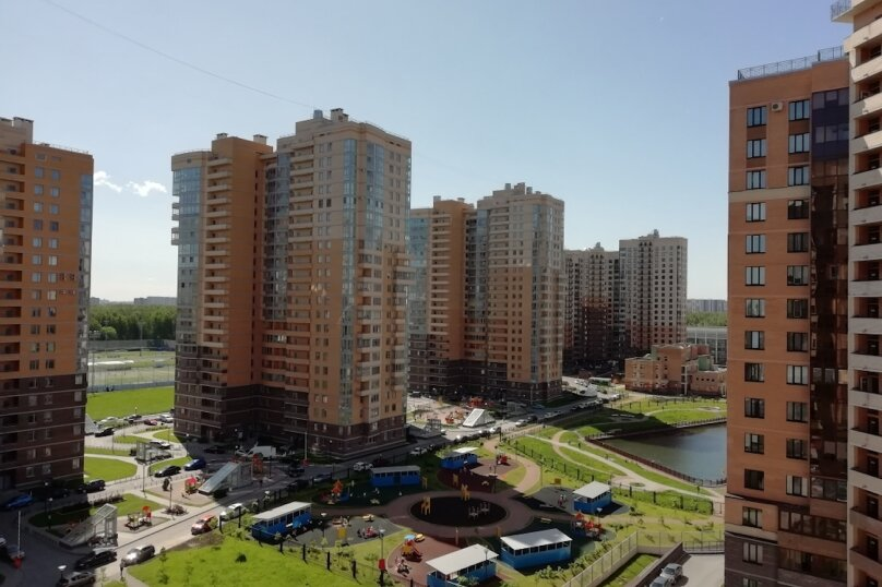 1-комн. квартира, 30 кв.м. на 3 человека, улица Бутлерова, 11к3, Санкт-Петербург - Фотография 2