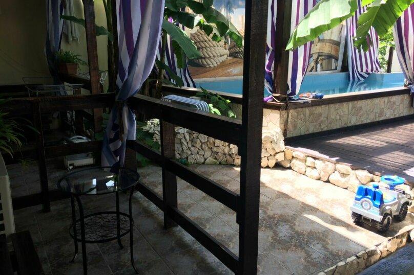 2х местный с видом на бассейн , 4-й Шоссейный проезд, 18, Сухум - Фотография 13