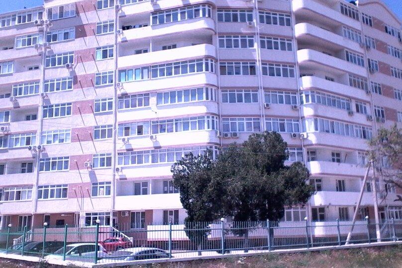 2-комн. квартира, 50 кв.м. на 4 человека, Маячная улица, 50, Севастополь - Фотография 20