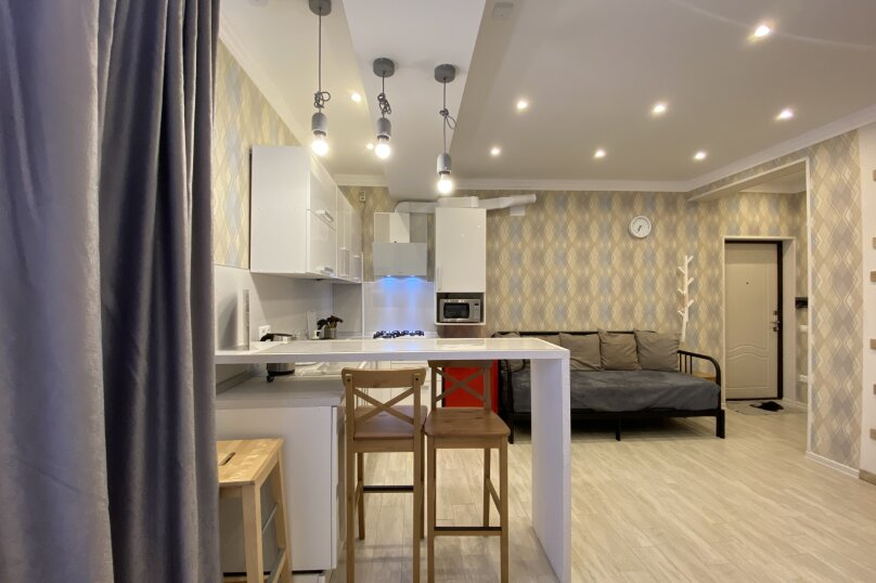 1-комн. квартира, 30 кв.м. на 4 человека, Фигурная улица, 66, Сочи - Фотография 29