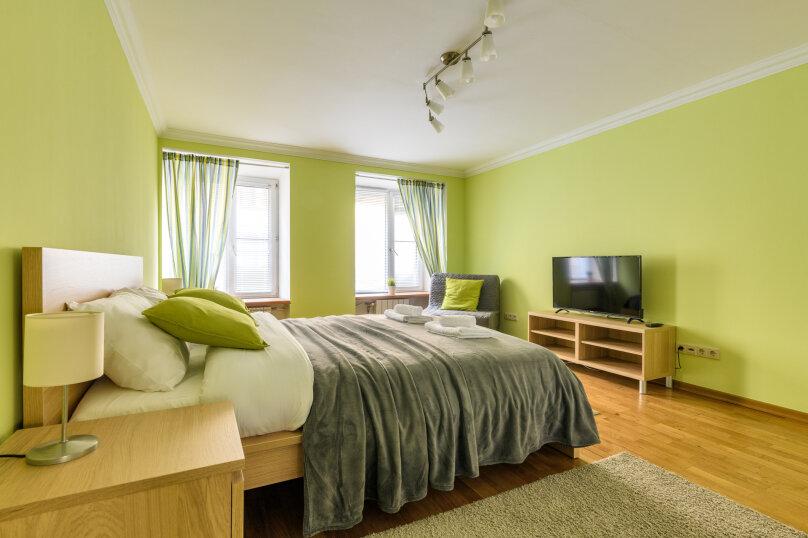 2-комн. квартира, 65 кв.м. на 5 человек, Миллионная улица, 17, Санкт-Петербург - Фотография 4