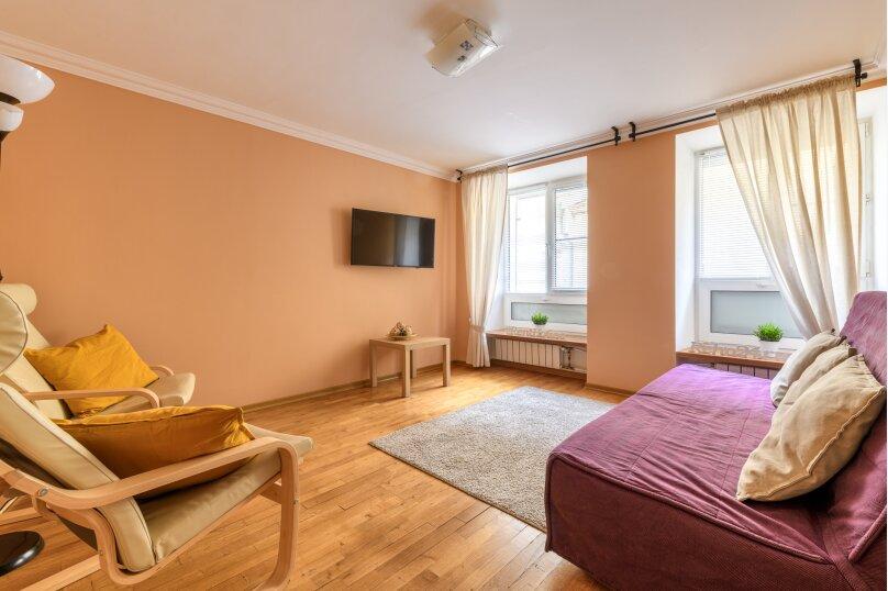 2-комн. квартира, 65 кв.м. на 5 человек, Миллионная улица, 17, Санкт-Петербург - Фотография 5