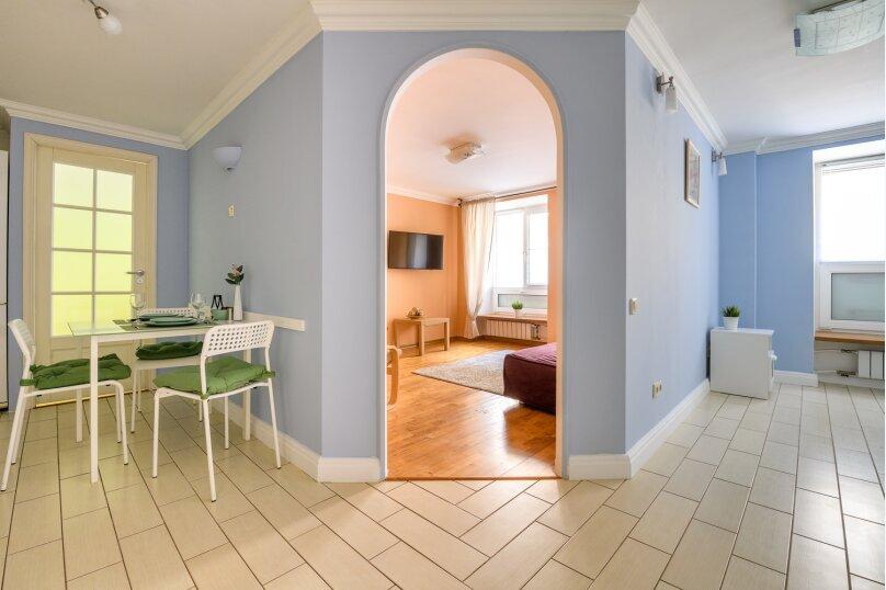 2-комн. квартира, 65 кв.м. на 5 человек, Миллионная улица, 17, Санкт-Петербург - Фотография 12