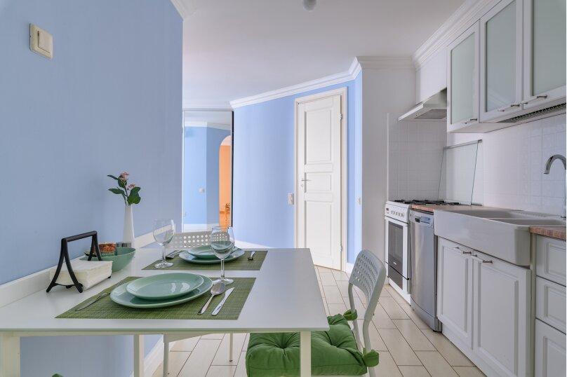 2-комн. квартира, 65 кв.м. на 5 человек, Миллионная улица, 17, Санкт-Петербург - Фотография 16