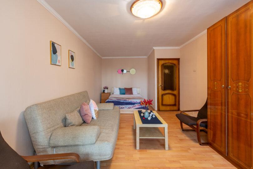 1-комн. квартира, 42 кв.м. на 4 человека, Народная улица, 9, Москва - Фотография 3