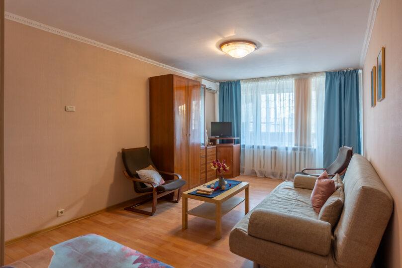 1-комн. квартира, 42 кв.м. на 4 человека, Народная улица, 9, Москва - Фотография 8