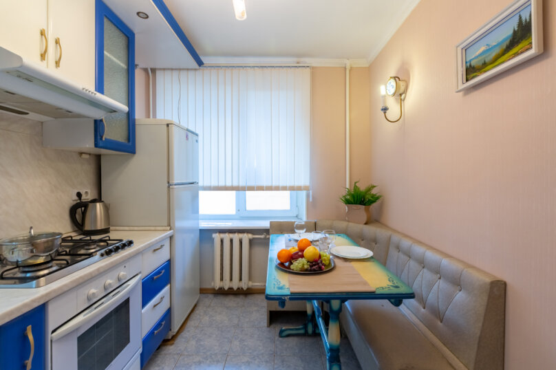 1-комн. квартира, 42 кв.м. на 4 человека, Народная улица, 9, Москва - Фотография 14