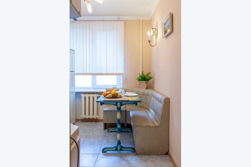 1-комн. квартира, 42 кв.м. на 4 человека, Народная улица, 9, Москва - Фотография 17