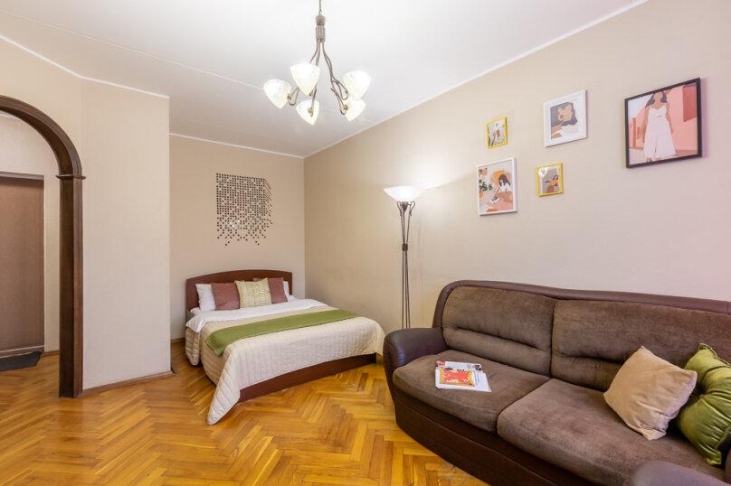 1-комн. квартира, 33 кв.м. на 4 человека, Верхняя улица, 3к1, Москва - Фотография 1