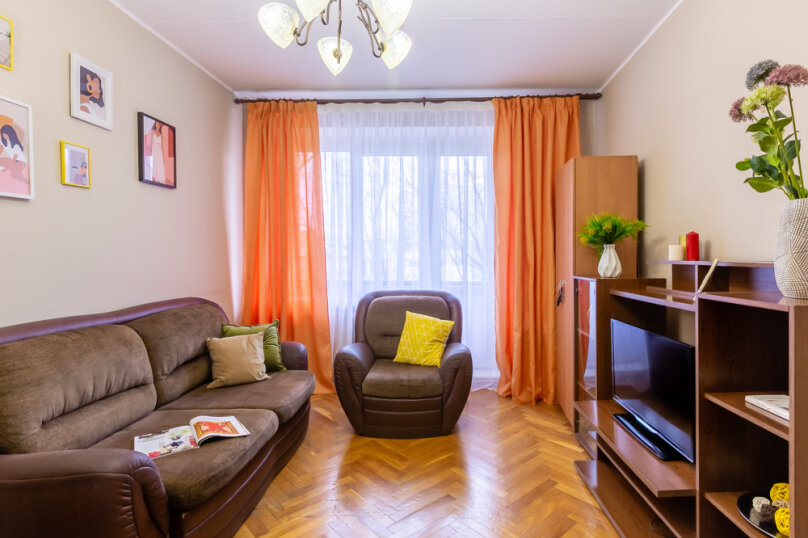1-комн. квартира, 33 кв.м. на 4 человека, Верхняя улица, 3к1, Москва - Фотография 7