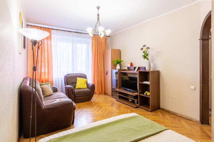1-комн. квартира, 33 кв.м. на 4 человека, Верхняя улица, 3к1, Москва - Фотография 9