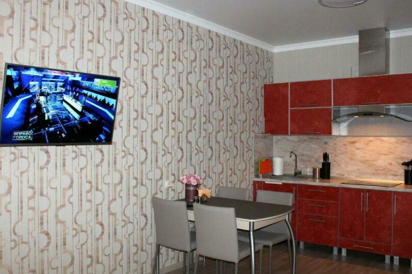 3-комн. квартира, 60 кв.м. на 6 человек, улица Одоевского, 87, Лазаревское - Фотография 2
