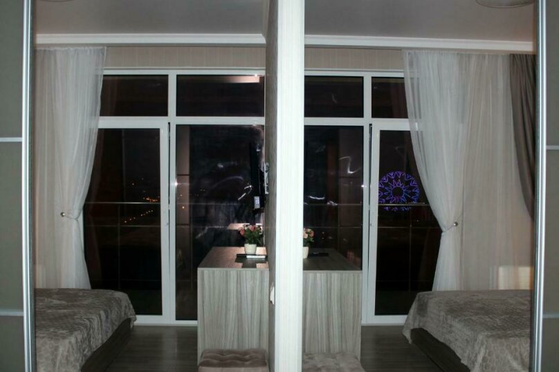 3-комн. квартира, 60 кв.м. на 6 человек, улица Одоевского, 87, Лазаревское - Фотография 4