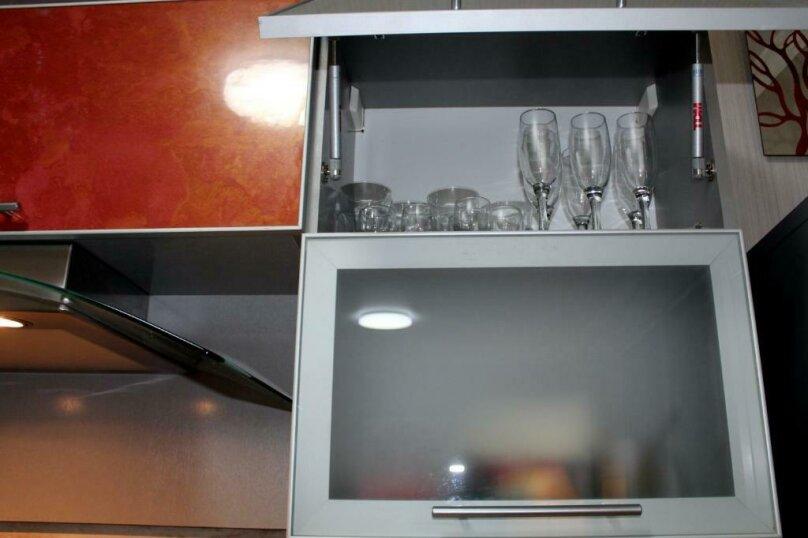 3-комн. квартира, 60 кв.м. на 6 человек, улица Одоевского, 87, Лазаревское - Фотография 6
