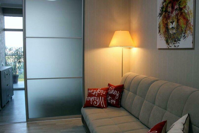 3-комн. квартира, 60 кв.м. на 6 человек, улица Одоевского, 87, Лазаревское - Фотография 18