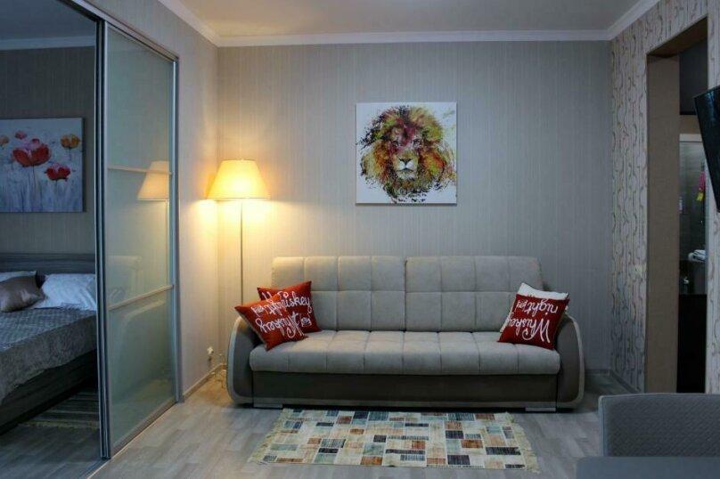 3-комн. квартира, 60 кв.м. на 6 человек, улица Одоевского, 87, Лазаревское - Фотография 19