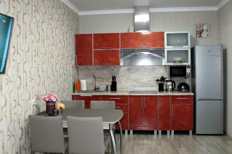 3-комн. квартира, 60 кв.м. на 6 человек, улица Одоевского, 87, Лазаревское - Фотография 20