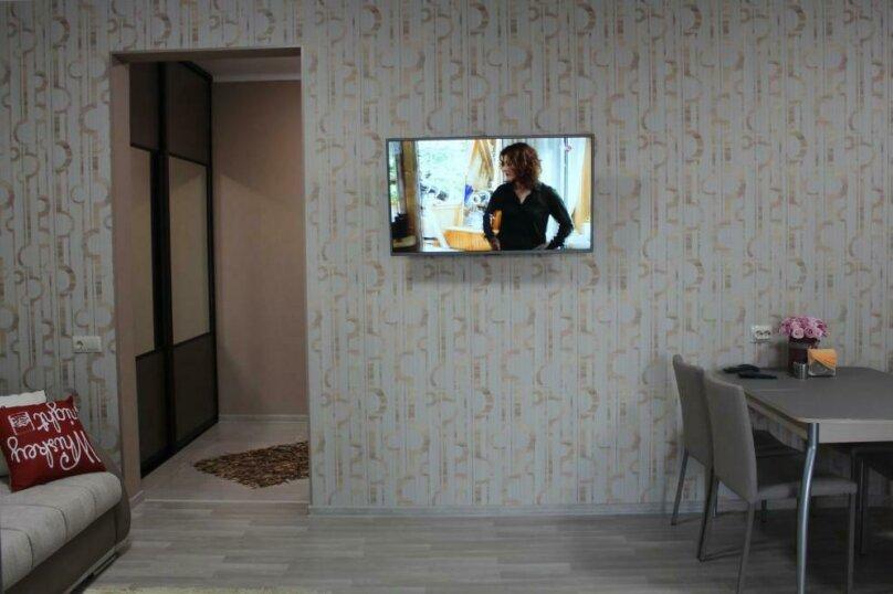 3-комн. квартира, 60 кв.м. на 6 человек, улица Одоевского, 87, Лазаревское - Фотография 24