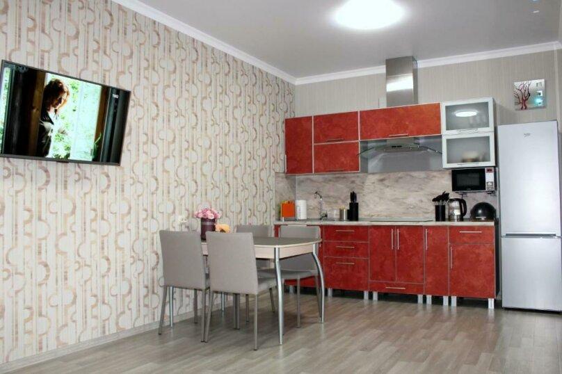 3-комн. квартира, 60 кв.м. на 6 человек, улица Одоевского, 87, Лазаревское - Фотография 25