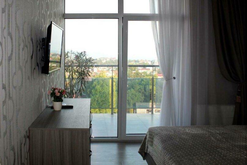 3-комн. квартира, 60 кв.м. на 6 человек, улица Одоевского, 87, Лазаревское - Фотография 28