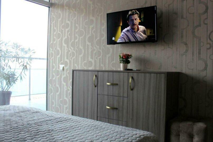 3-комн. квартира, 60 кв.м. на 6 человек, улица Одоевского, 87, Лазаревское - Фотография 32