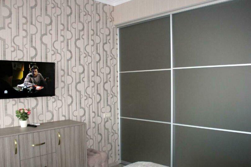 3-комн. квартира, 60 кв.м. на 6 человек, улица Одоевского, 87, Лазаревское - Фотография 33