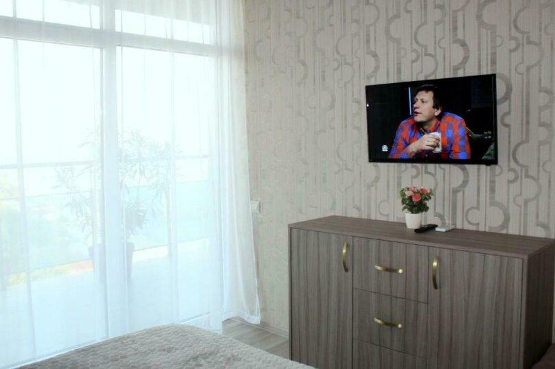 3-комн. квартира, 60 кв.м. на 6 человек, улица Одоевского, 87, Лазаревское - Фотография 35