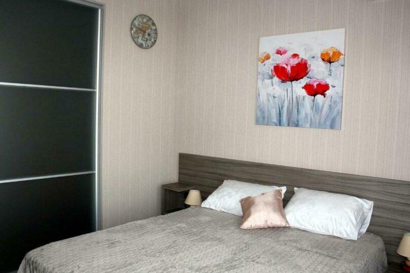 3-комн. квартира, 60 кв.м. на 6 человек, улица Одоевского, 87, Лазаревское - Фотография 37