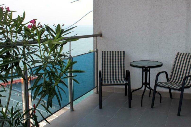 3-комн. квартира, 60 кв.м. на 6 человек, улица Одоевского, 87, Лазаревское - Фотография 39
