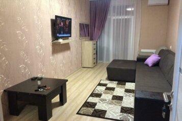 2-комн. квартира, 70 кв.м. на 7 человек, улица Одоевского, 87, Лазаревское - Фотография 1